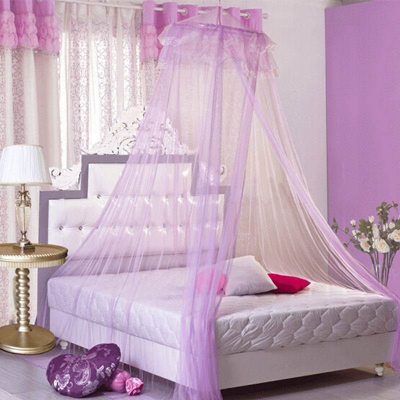 Princess Bedding Mosquito Net summer room Decor Palace Hanging Bed Canopy Dome Mosquito tent -in Mosquito Net from Home u0026 Garden on Aliexpress.com | Alibaba ... & Princess Bedding Mosquito Net summer room Decor Palace Hanging Bed ...