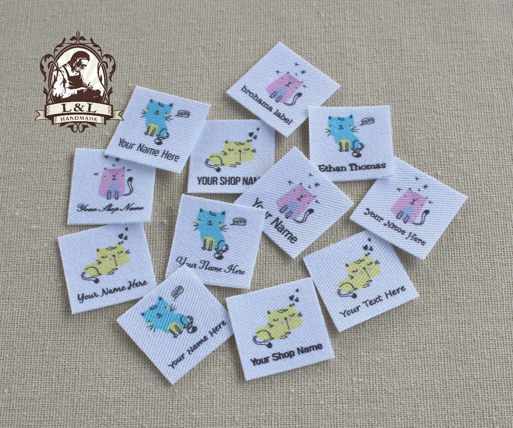 96 custom logo labels children 39 s clothing tags custom for Cotton fabric for children s clothes