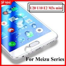 Защитная пленка для экрана из закаленного стекла для Meizu M3s mini E2 U10 U20 на Maisie M3 M5 note M 3 5 s min Glas Meiz U 10 20