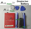 Oneplus Two Battery BLP597 100% NEW 3200mAh li-ion Replacement Back-up Battery for Oneplus Two/Oneplus 2 Smartphone instock