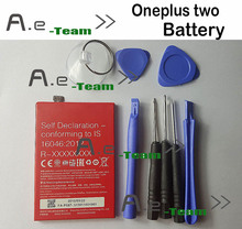 Oneplus Two Battery BLP597 100 NEW 3200mAh li ion Replacement Back up Battery for Oneplus Two