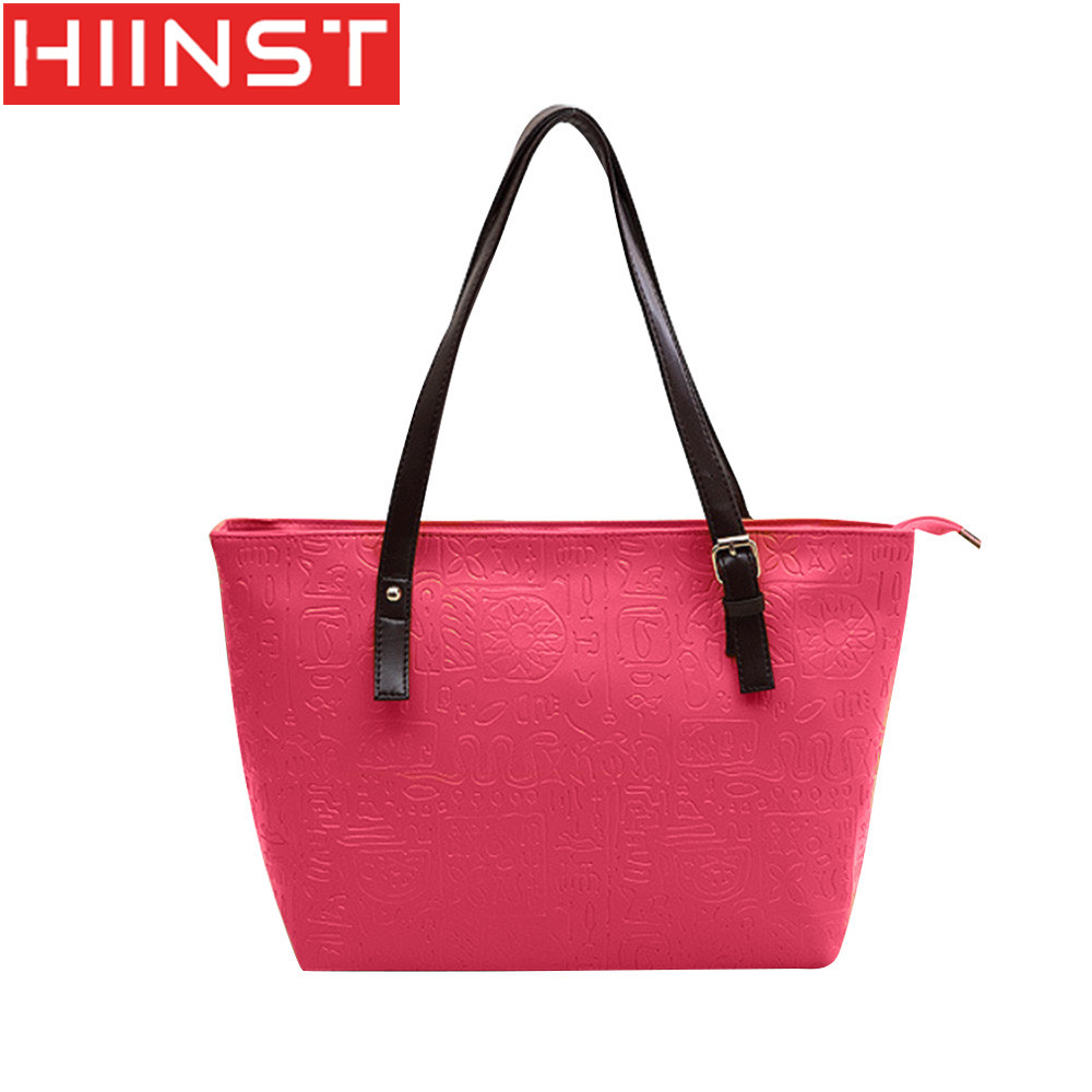 HIINST Handbags Candy Colored Egyptian Bales Oracle Casual Shoulder Bags For Women 2017 Set Y1225