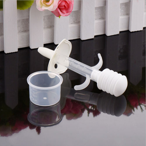 5ml Baby Liquid Feeding Baby Medication Device Utensil Kid Given Medicines Utensils Infants Syringe Device Needle Style