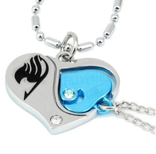 Fairy Tail Couples Necklace Pendant