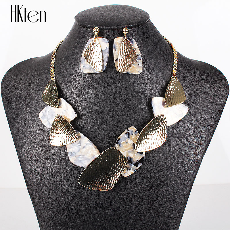 MS17741 Fashion Jewelry Sets Elegent Design Woman's Necklace Earring Set 2014 New High Quality Party Gifts