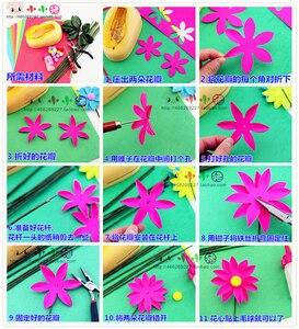 Image 3 - free ship 76mm flower puncher scrapbooking punches craft punch perfurador paper cutter furadores de papel para scrapbook R349