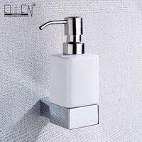Soap Dispenser With Ceramic Liquid Soap Bottle Shower Shampoo Dispenser