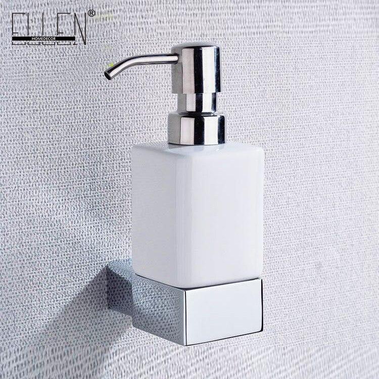 Soap Dispenser With Ceramic liquid soap bottle shower shampoo dispenser цены