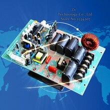 2.5KW / 220V digital pemanas elektromagnetik motherboard 2.5kw elektromagnetik induksi pemanasan Dashboard