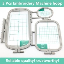 Embroidery Machine hoop  Kit for Brother SE350 SE400 LB6770 LB6800 SE270D HE120 HE240 NV50 Babylock AA8255