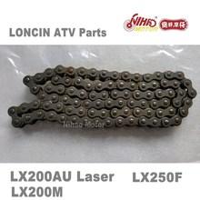 LX-08 мотовездеход Loncin запчасти цепи ГРМ LC162FMK LX200M 200cc LX200AU Quad GoKarts запасные части двигателя для JIANSHE BASHAN RATO KAYO BULL