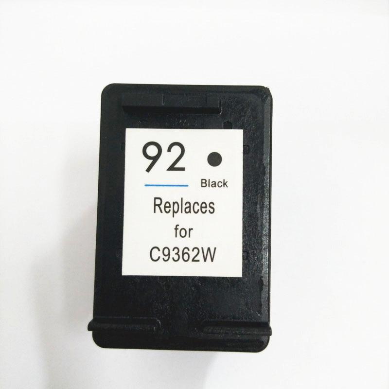 אוזניות ודיבוריות BlueTooth Vilaxh 92 החלפה תואמת דיו עבור HP Deskjet 92 עבור C3140 C3150 C3180 C3190 5440 5442 5443 PSC D4160 1507 1510 (4)
