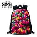 Dispalang Designer 12 Inch School Bags For Girls Boys Candy Kids Small Backpack Shoulder Bag Children Backpacks Mochila Escolar