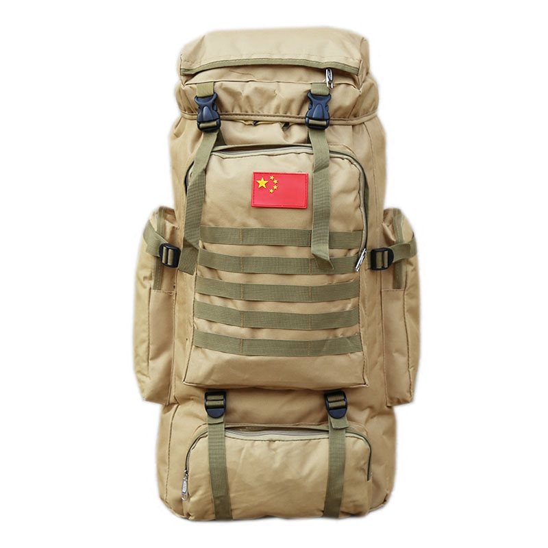 2019 new outdoor climbing bags man woman military Camouflage army tactical camping strap backpack oxford cycling hike sport bag