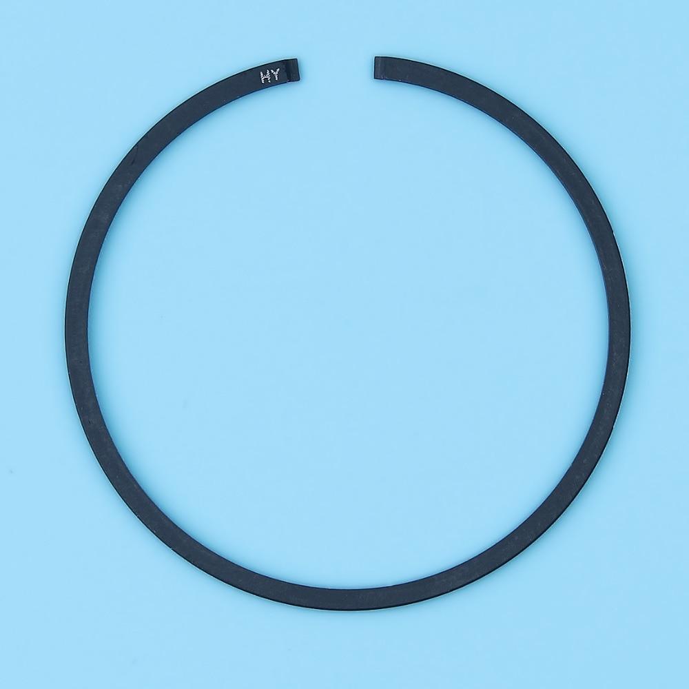 45mm X 1.2mm Piston Ring For Husqvarna 353 350 351 346XP 345 340 Big Bore Nikasil Plated Chainsaw 2Pcs/lot