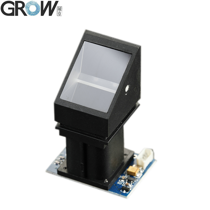 GROW R305 Manufacture Optical Biometric Fingerprint Access Control Sensor Module Scanner With 980 Storage Capacity