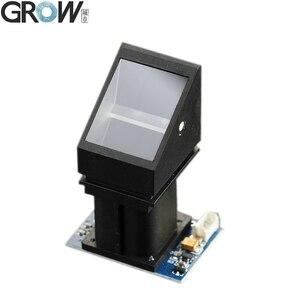 GROW R305 производитель, Оптический биометрический сканер отпечатков пальцев, модуль датчика контроля доступа с 980 емкостью для хранения