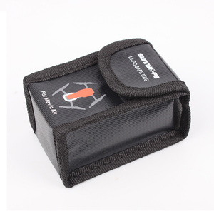 Image 5 - Voor DJI Mavic Air Brandwerende Lipo Batterij Zak explosieveilige Case Beschermende Opslag Kluis voor Mavic Air Accessoires