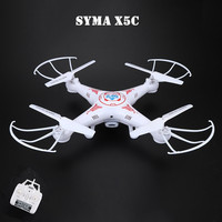 For SYMA X5C X5C 1 4CH 6 Axis Remote RC Quadcopter Toys Drone With Camera Extra