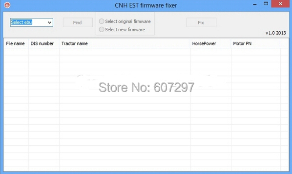 US $450 0 |CNH firmware encrypt\decrypt tool+CNH Firmware fixer 2014v on  Aliexpress com | Alibaba Group
