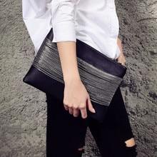 2018 Fashion Retro Black Clutch Bag Shoulder Female Crossbody Bag Clutch Chain Women Messenger Bags sac