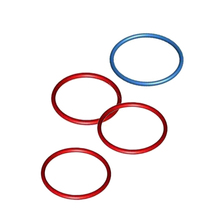 10Pcs/Lot Technic Rubber Band Medium [26mm ID] [Round Cross Section] 4x4 Belt Parts DIY Building Blocks Particles MOC Brick Toys