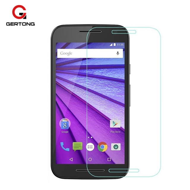 Screen Protector Tempered Glass For MOTO X Play Style For Motorola G3 G4 G2 G Z X2 X1 E2 E Toughened Protective Glass Case Film