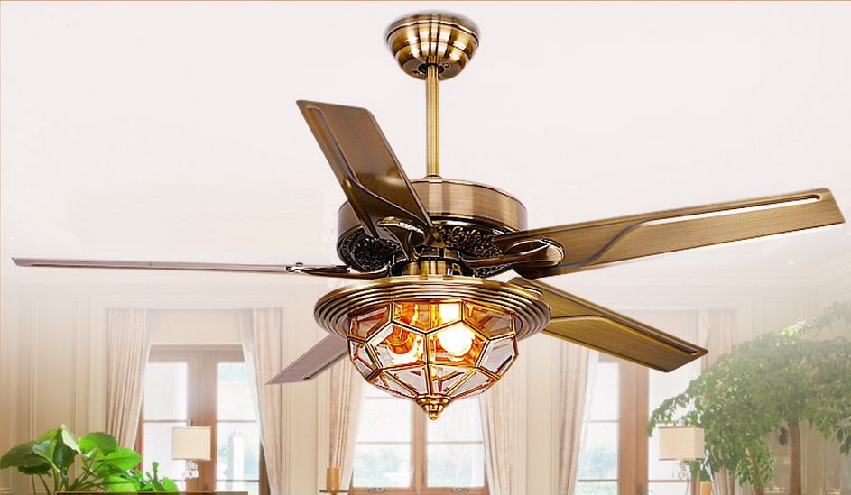 Ceiling Fan For Dining Room And Living Room