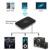 Bluetooth Inalámbrico Receptor y Transmisor de Audio Bluetooth con 3.5 MM de Entrada de Audio y Salida de TV MP3 PC