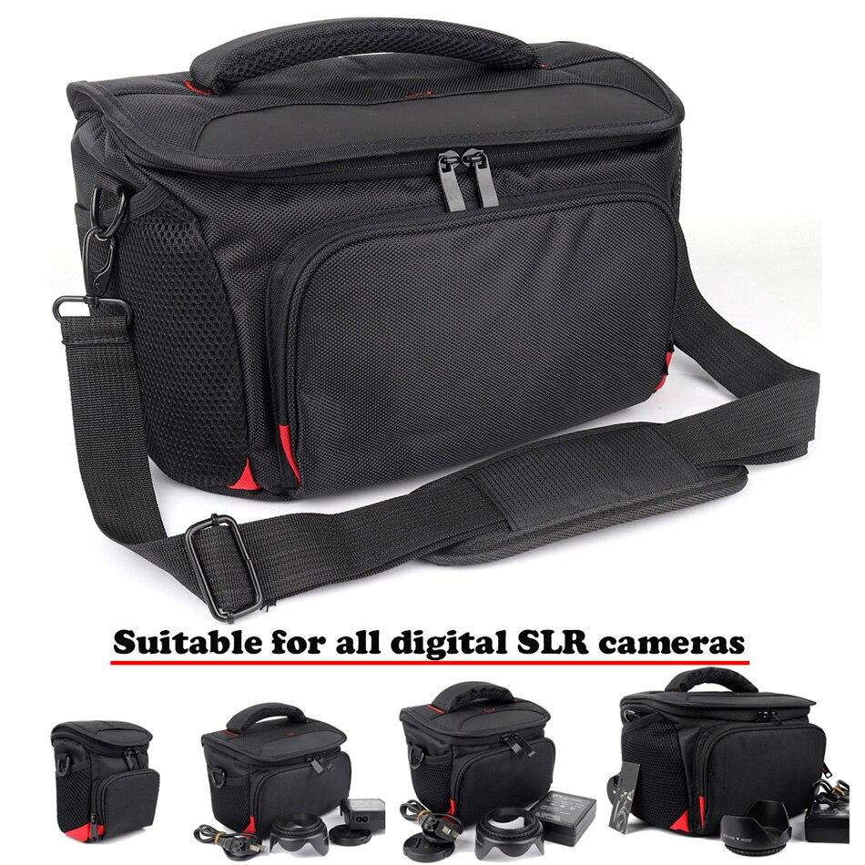 Shoulder Waist Camera Carry Case Bag For Panasonic Lumix DMC FZ330 FZ82 GX80 G80