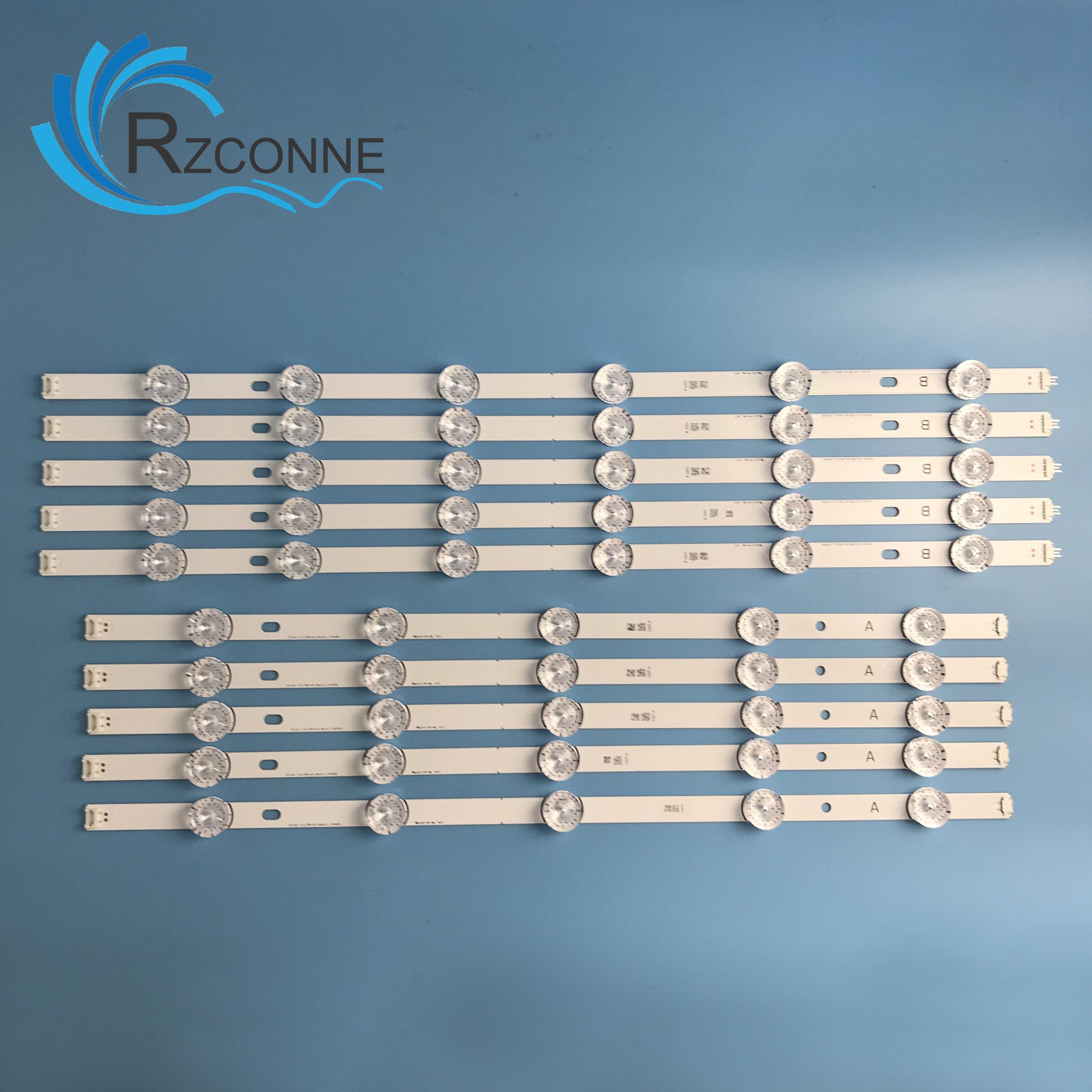 LED Backlight strip For T550HVF04 2 NC550DUE VCCP1 55LB580V LC550DUE FG A1 A2 A3 A4 A5