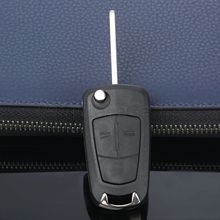 Mgoodoo 2 Button Flip Folding Remote Car Key Shell Case Fob For Vauxhall Opel Corsa Astra Vectra Signum Tigra Meriva Uncut