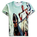 Cj nova marca adolescente 3d grand theft auto/jogo gta 4/5 impressão Camisa de T Para Homens Homme T-shirt de Manga Curta Marca Camiseta Tees