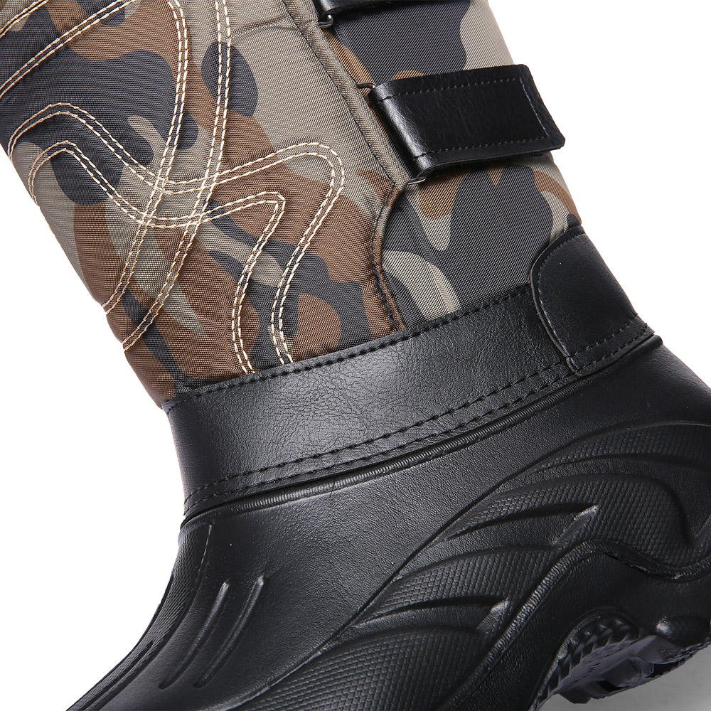 mens slip on winter boots 1-7