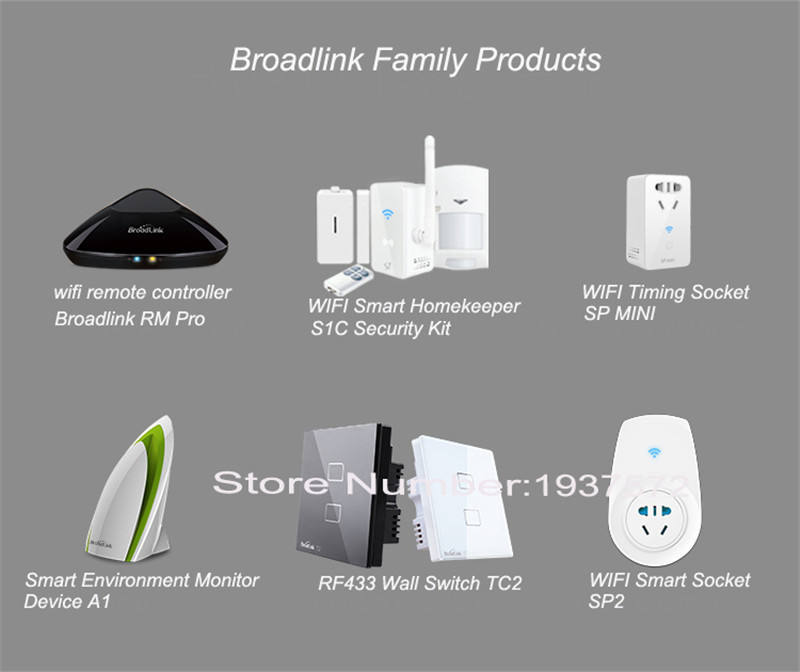 17-Broadlink A1 Air Detector E-air Quality IonizerTesting Air Humidity PM2.5 Remote Control by WIFI Infrared Home Automation System