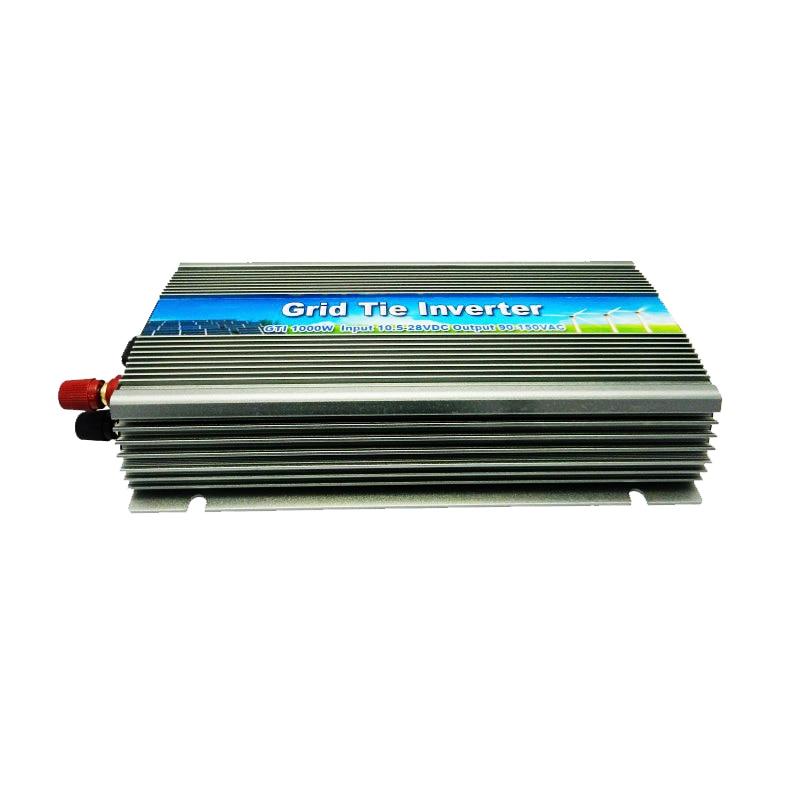 MAYLAR @ 1000W Solar On Grid Tie Micro Power Inverter 10.5-28VDC,90-140VAC , For Solar Home System maylar 2000w solar grid tie power inverter with lcd