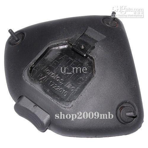 DIY Carbonaceous Fibre W/Alloy IBH/MICH Helmet Mount