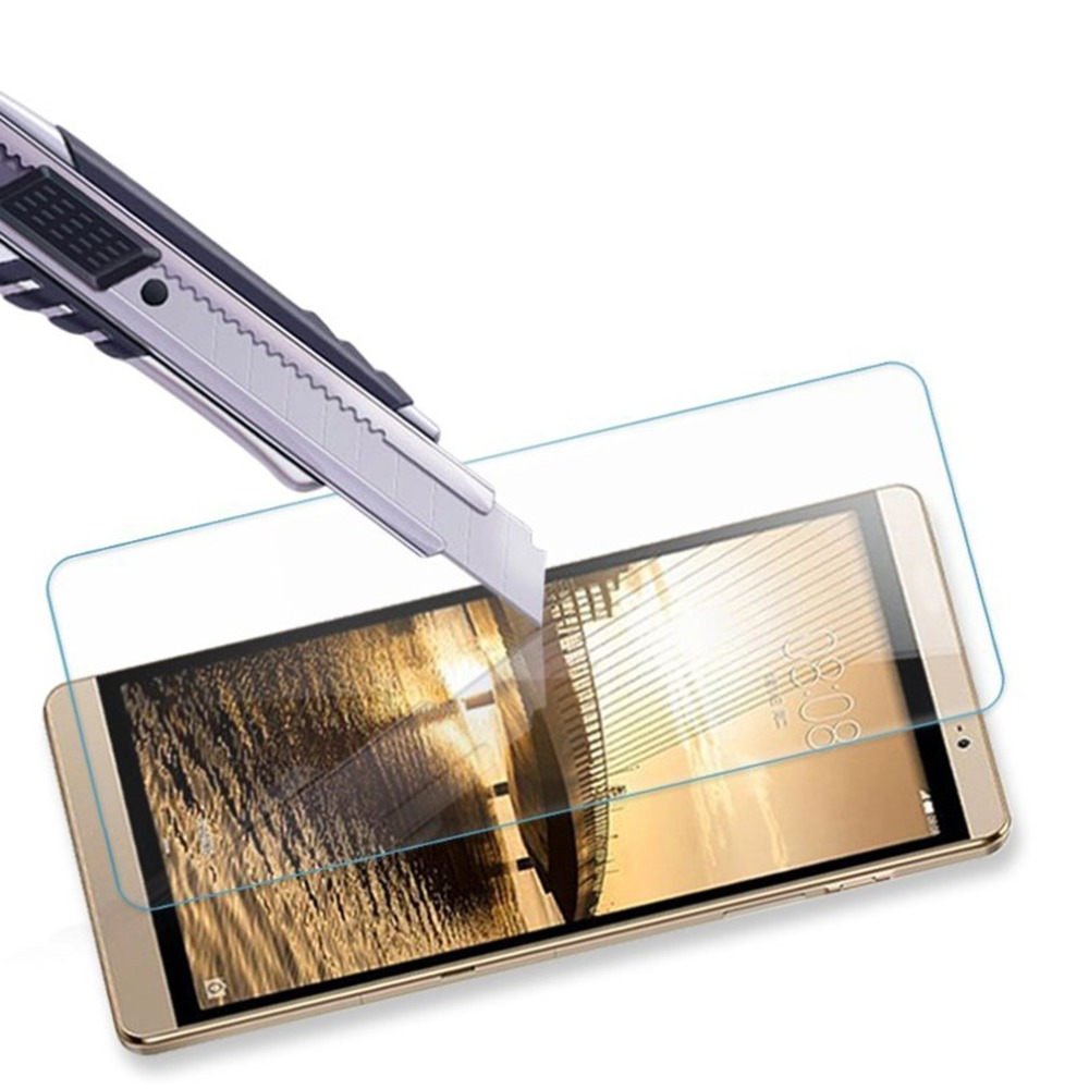 Durable Tempered Glass Super Clear Transparent Full Cover Protective Screen Film For 7/8/9/10.1 Inch Tablets