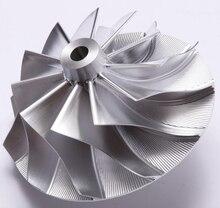 Garrett GT1749V 708639-0001 708639 turbo billet compressor wheel 8200332125 8200369581 8200683855 for Renault Espace IV 1.9 dCi