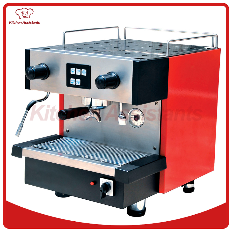 KT6.1 6L semi-automatic italy stainless steel professional espresso Cappuccino coffee maker coffee machine italy espresso coffee machine semi automatic maker cup warming plate kitchen