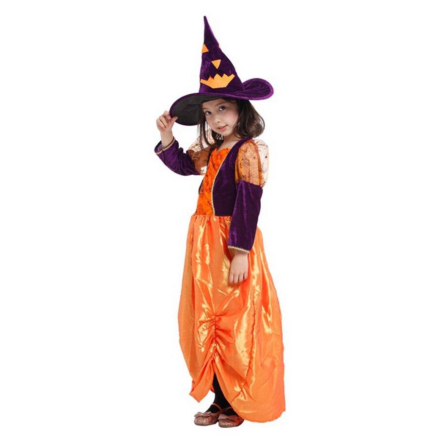 Popular Orange Witch Costume-Buy Cheap Orange Witch Costume lots ...