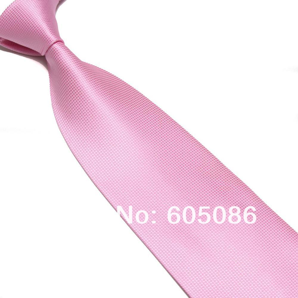 HOOYI 2018 cheap solid neck ties for men