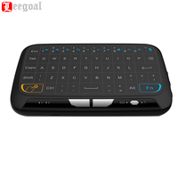 Mini Wireless Keyboard 2 4 G Portable Keyboard With Touchpad Mouse For Windows Android Google Smart