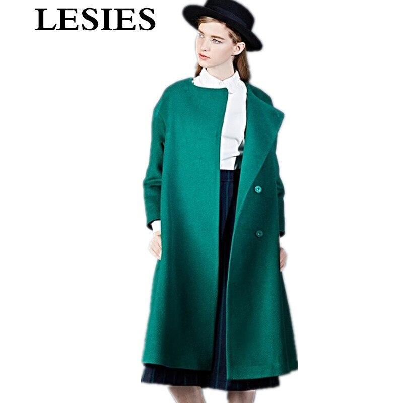 Online Get Cheap Wool Cashmere Coat Women -Aliexpress.com ...