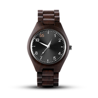 Luxury Gift Full Wooden Watches Man Creative Sport Bracelet Analog Casual Clock Quartz Wristwatch Male Watch