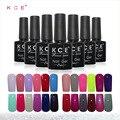 KCE 12 ml Gel Efecto Laca Gel Bluesky Polaco LED UV Gel Nail Polish 100 colores Empapa de Polaco Del Gel (color61-80)