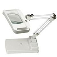 LED Lamp Latest With Optical Magnifier Lamp 5X 10X FT 86I Table Type Industrial Magnifying Lamp