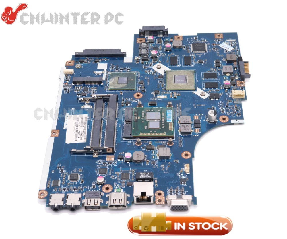 NOKOTION For Acer Aspire 5742 5742G Laptop Motherboard HM55 DDR3 GT540M 1GB Free CPU MBRB902001 PEW71 LA-5894P