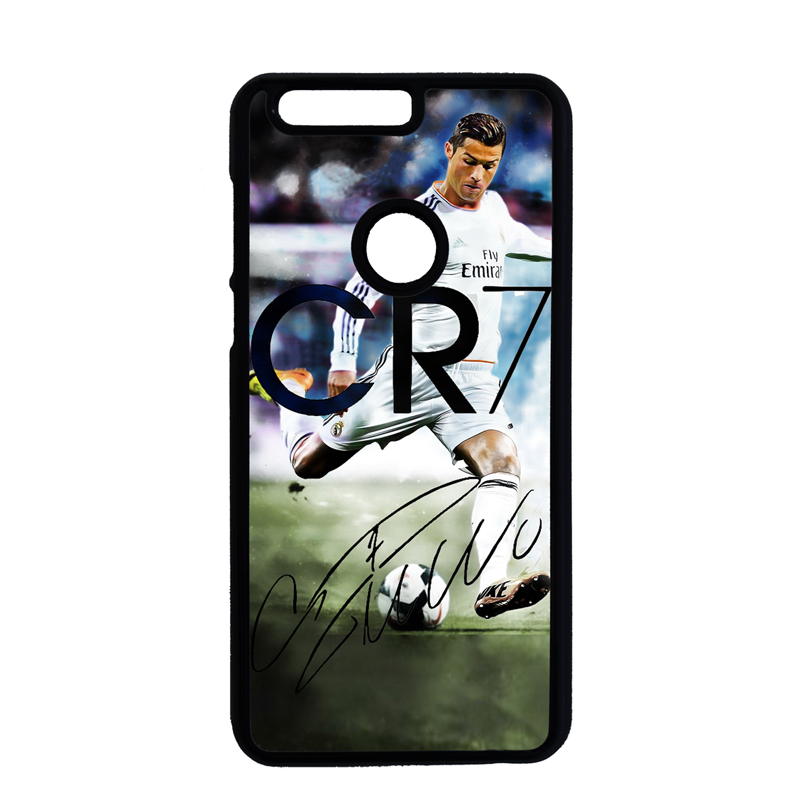 Cristiano Ronaldo CR7 Football Sport Cover Case for Huawei Honor 6 7 8 Mate 7 8 9 Oppo R9 R9s Plus R7 R7 PLUS