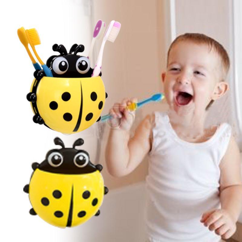 4 Түсті Ladybug Designed Мультфильм қабырғасы - Үйге арналған тауарлар - фото 3